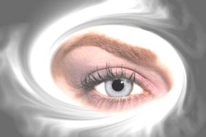 buz beyazı renkli lens
