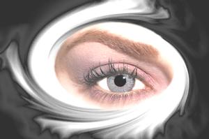 koyu gri renkli lens